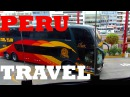 How is Bus Travel in PERU A Journey to the Andes Mountains