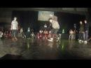 HipHop 2vs2 1/2 final - Pushka Crew vs Shaolin Crew ( Shav, Juni)