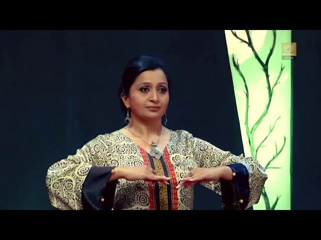 Learn Kathak (Basic Dance Steps) - Chaal (Stylised Way Of Walking) - Pali Chandra