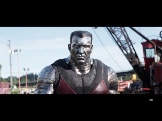 It Took 5 Actors to Create Deadpool's CGI Colossus | Design FX | WIRED