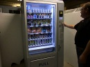 Торговый автомат по продаже снеков Avend-S31