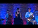 Ray Charles - Come Rain or Come Shine cover by A.Stepanova (Biscuits vocal &amp saxophone) jazz