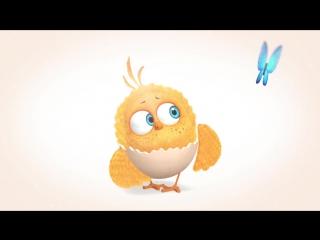 """ЦЫП-ЦЫП - 1 серия """"ЗНАКОМСТВО"""". Новый развивающий мультфильм для малышей от 0 до 3 лет"""
