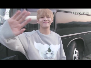 [FSG STORM] BTS episode - EPILOGUE: 'Young Forever' MV Shooting |рус.саб|