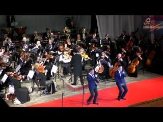 Тамбовский симфонический оркестр. Фрагмент концерта 6 марта 2016г.