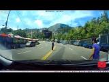 Неудачные подставы на дорогах