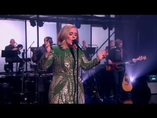 Adele - Skyfall (Live on BBC One)