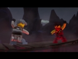 LEGO NINJAGO Versus Tournament of Elements Mashup by The Fold