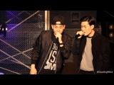 140315 HIPHOPPLAYA SHOW ::ELO(엘로) - Parachute (Feat.GRAY)