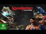 Трейлер анонса Killer Instinct: Definitive Edition