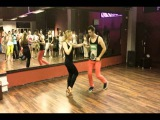 Bachata body movement workshop  - with Valentin &amp Mirela - Jashel - La Copa Rota