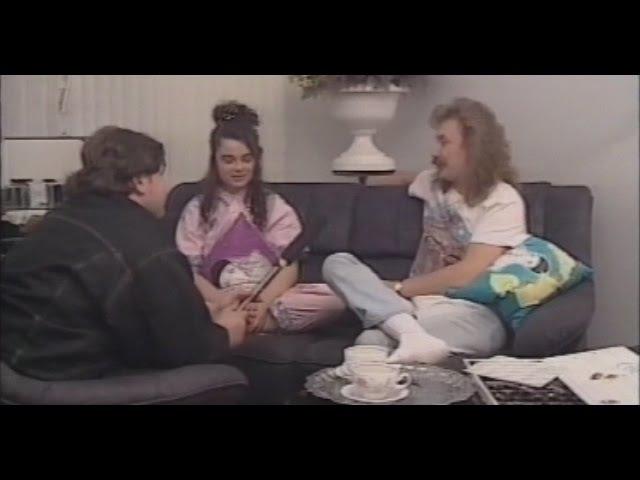 Игорь Николаев и Наташа Королева интервью парадиз 92 шоу Дельфин и русалка