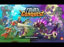 Обновление Tower Conquest Геймплей Трейлер