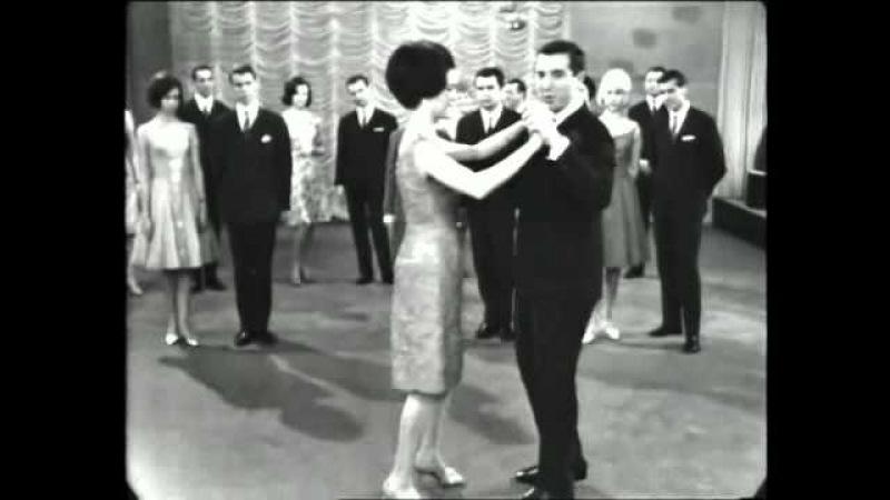Tanzen mit dem Ehepaar Fern - Rumba 1965