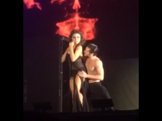 DWTS Live! Dance All Night Tour - Val Chmerkovskiy and Jenna Johnson - Contemporary