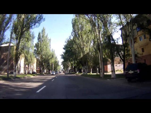 Проедемся по городу Макеевка