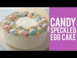 (https://vk.com/lakomkavk) How to Make an Easter Egg Cake