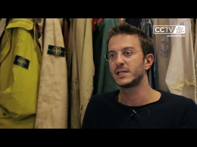 Casual Clothing Copenhagen | Lorenzo Osti Interview