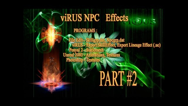 [Manual] Export,Compiling and Creating NPCs with Effects(2) ◄√i®uS►