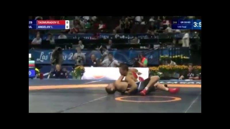 Greco-Roman Wrestling Highlights Compilation