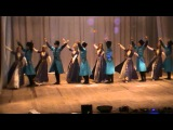 Зори Кавказа вайнахский танец
