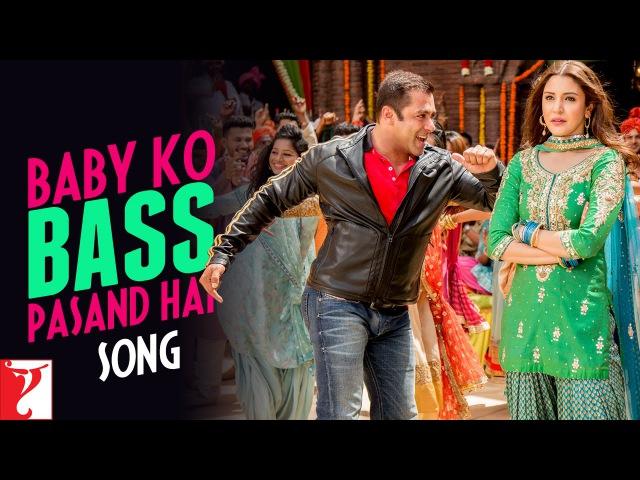 Baby Ko Bass Pasand Hai Song Sultan Salman Khan Anushka Sharma Vishal Badshah Shalmali