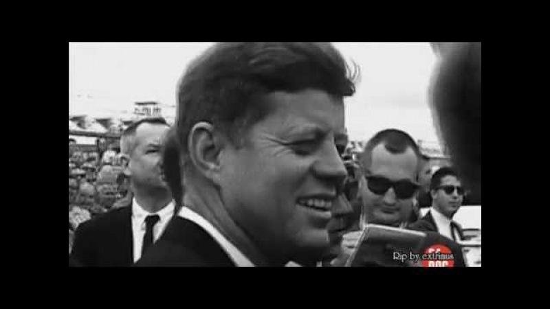 JFK Кеннеди история биография (4 серия)