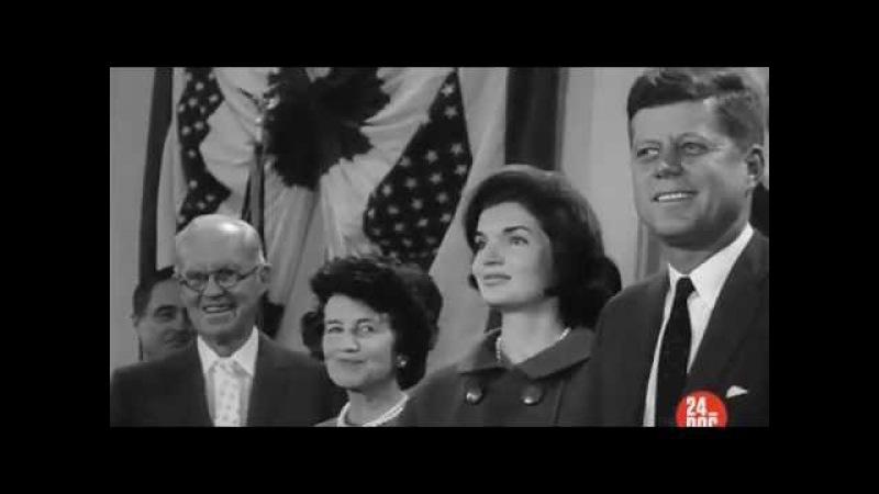 JFK Кеннеди история биография (1 серия)