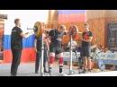 5 июня 2016. Сипачев Иван. 3 подход. Присед 220 кг, неудачно, с.в. 104,35 кг