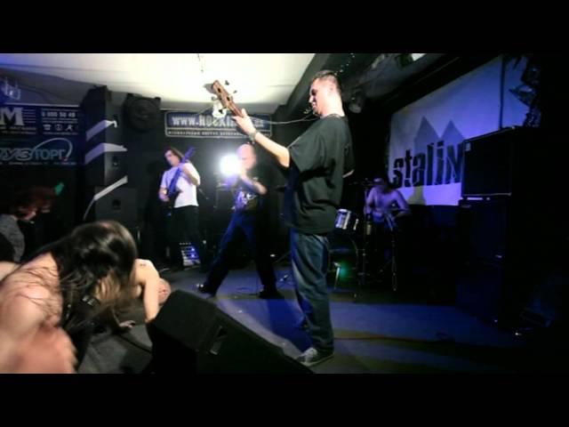 STALINO live in Donetsk 14.01.2012