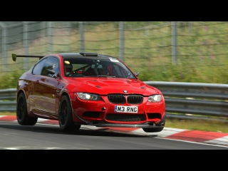 One of the SICKEST BMW e92 M3's of the Nürburgring