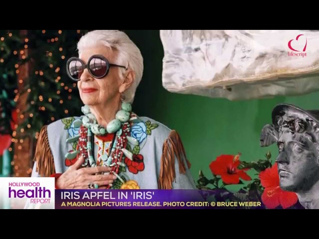 Design Icon Iris Apfels Strong Opinions on Fashion and a Female President