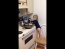 Юный шеф повар