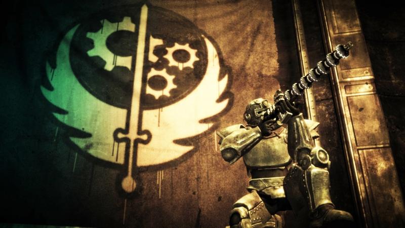 Западное Братство Стали | Рассказчик | История Мира Fallout