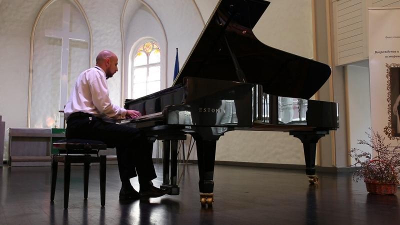 К. Дебюсси. «Бергамасская сюита». Паспье. Международный конкурс пианистов-любителей «Фортепианные мосты». Июль, 2015 г.