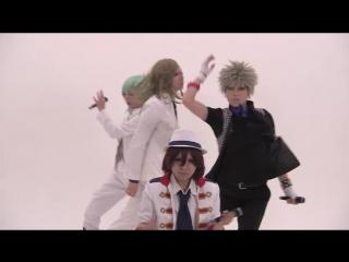 sm27857280 - 【Stage☆ON】カルナイソロamp;ポワゾンKISS踊ってみた【アンケート企画②】