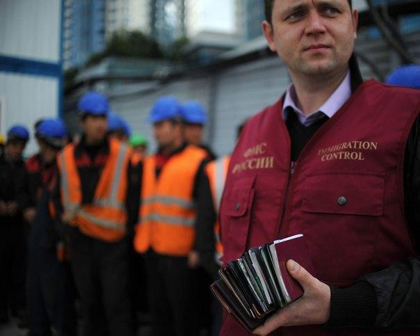 В Мирном задержан мигрант с поддельными документами