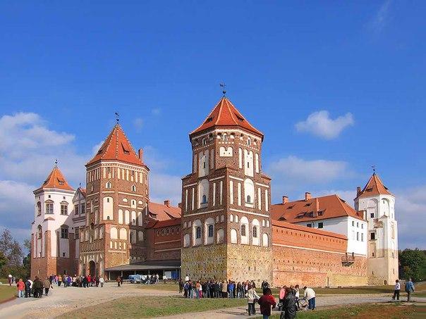 туристы беларуси