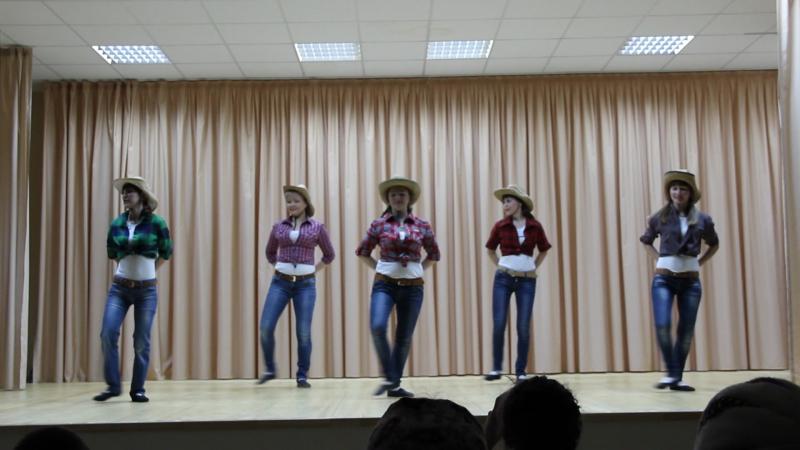 Ковбойский танец. » Freewka.com - Смотреть онлайн в хорощем качестве