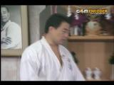 松井館長  О-Сэнсэй Ояма и его ученик Мацуи