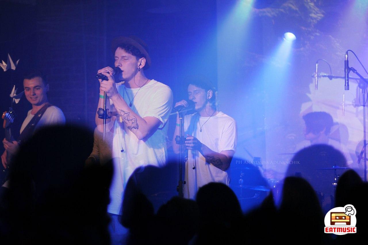 День Рождения группы VANYN в клубе Fassbinder