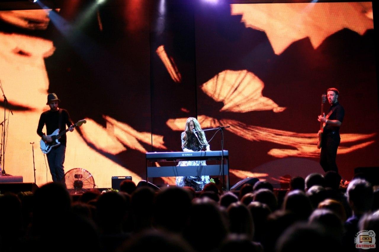 Концерт Марии Чайковской в Москве