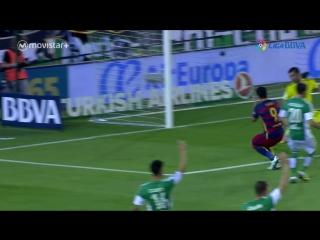 Реал Бетис 0-2 Барселона. Ла Лига 2015/16. 36 тур.