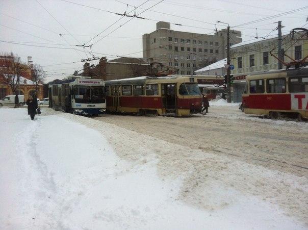 Казусный случай в Харькове (ФОТО)