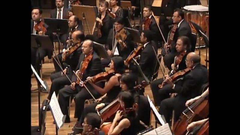 MAHLER - Symphony No.9 AVI OSTROWSKY - OFUNAM Philharmonic Orchestra Mexico 3
