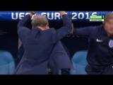 Чемпионат Европы 2016 - все голы (русский комментарий вживую) (часть 1-1)