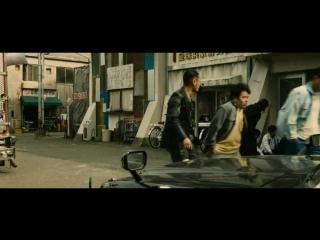 Якудза-апокалипсис Великая война в преступном мире (2015)[1]