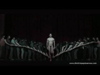 Димитрис Папаиоану. Греческий режиссер, хореограф, художник.