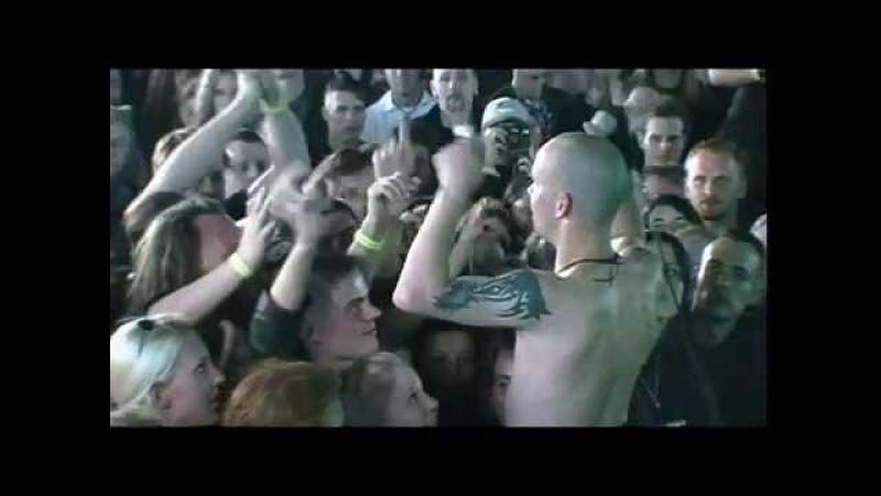 The Eternal Afflict San Diego official Crazy Clip TV 028 live 4 Cameras 1999