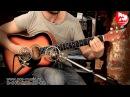Дешевая акустическая гитара COLOMBO LF 3800